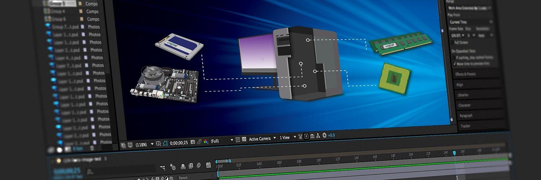 Cómo hacer que Adobe After Effects exporte con mayor rapidez