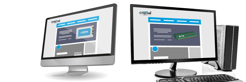 Ilustración de Mac o PC para el diseño gráfico