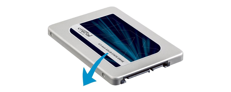 Unidad SSD Crucial