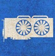 Icono de tarjeta gráfica