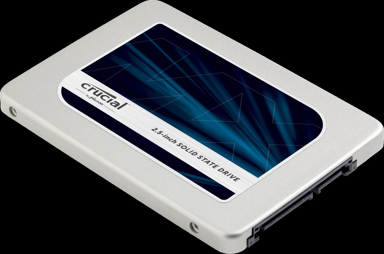 Unidades de estado sólido (SSD) Crucial